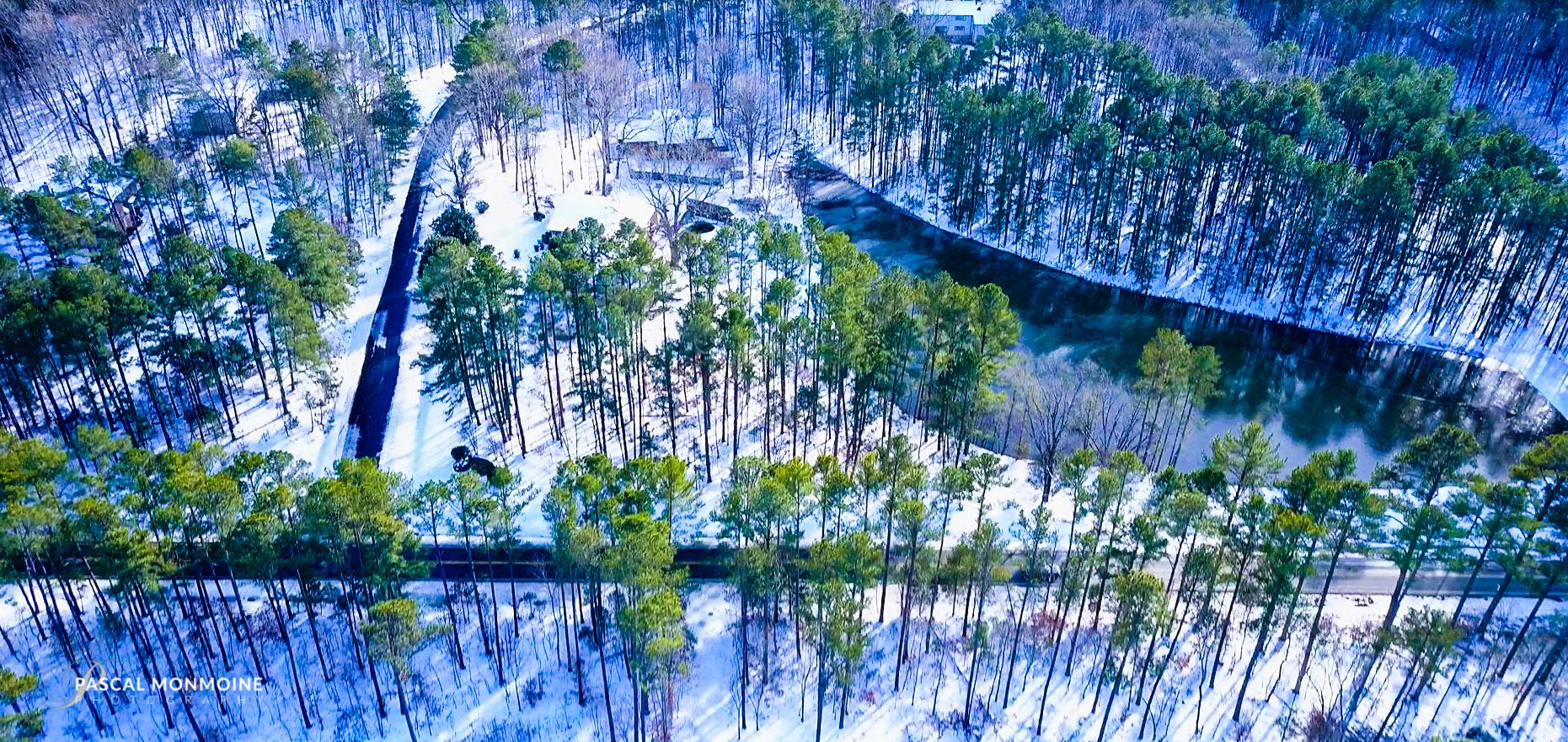 Drone Photos Nature Durham Jan 2017 8