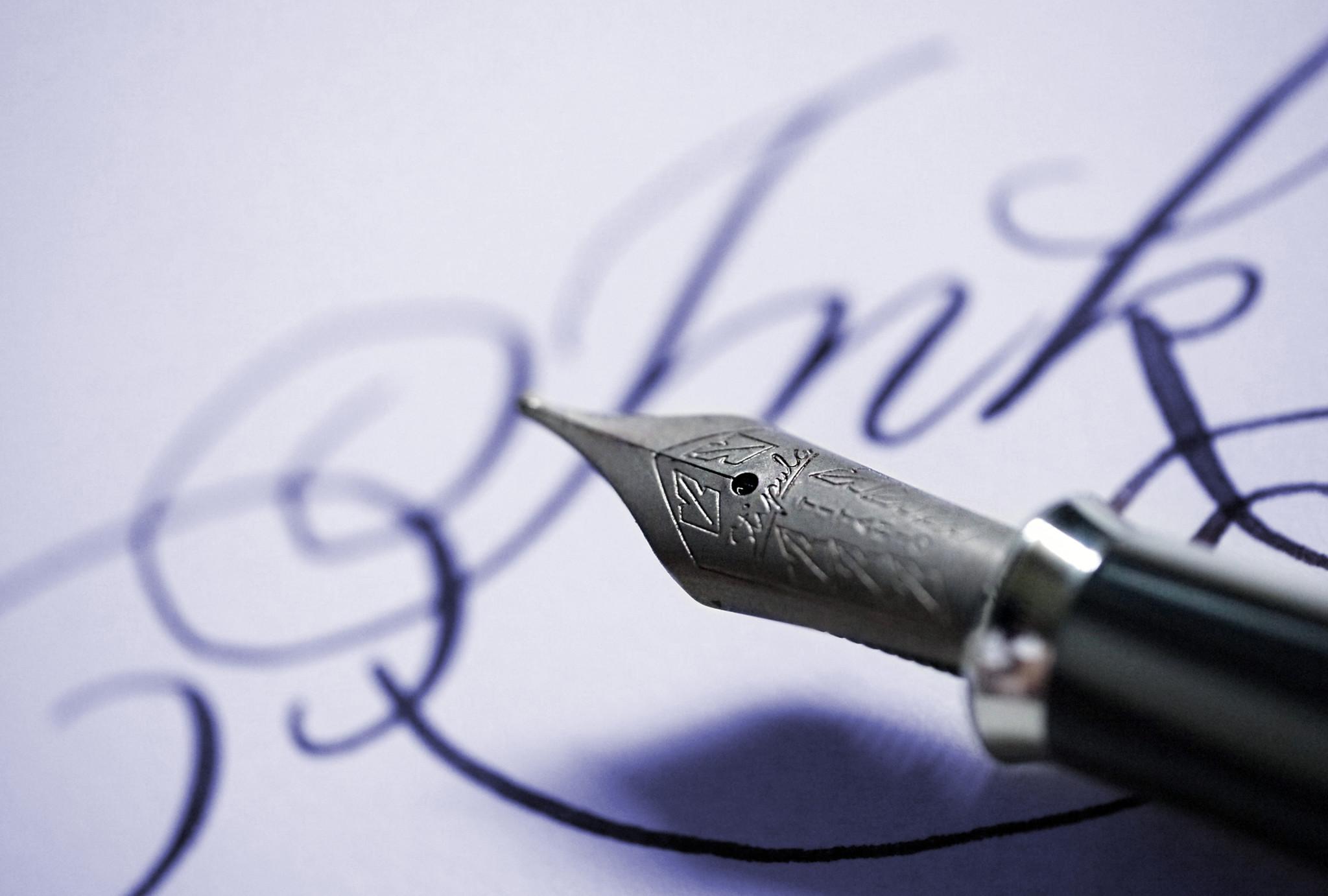 fountain pen REDUCED